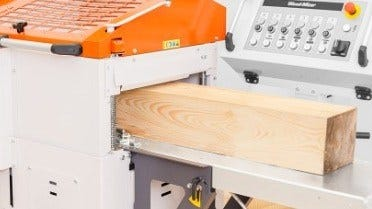 Wood-Mizer moulders / planers review