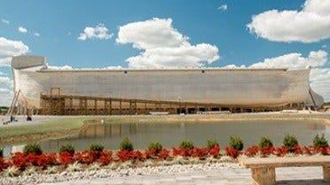 Byggandet av Noas ark