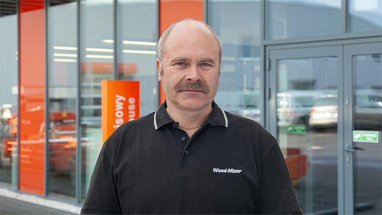 Kjell Larsson Wood-Mizer
