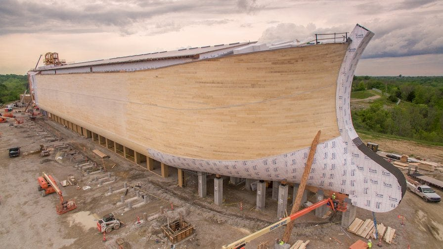Ark Encounter Building