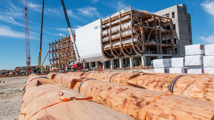 Ark Encounter Logs