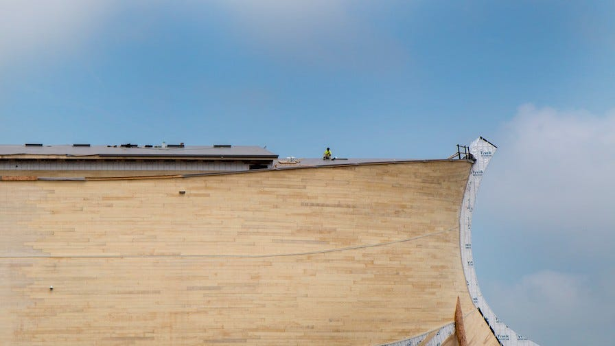 Ark Encounter Workers